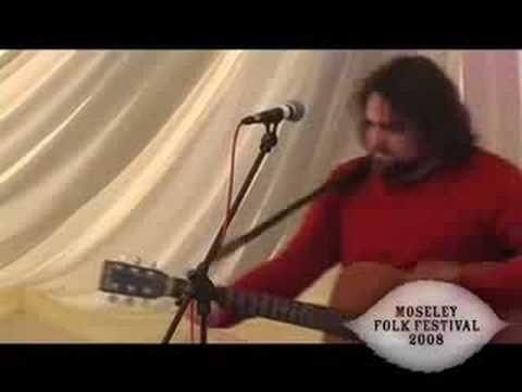 Chris TT (track 2) - Moseley Folk Festival 2008