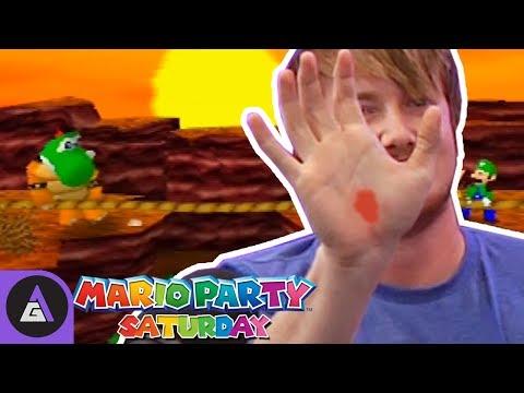 YOU DID THIS - Mario Party 1 | Mario Party Saturday