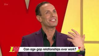 Jason Gardiner Says We Shouldn't Judge Age Gap Relationships | Loose Women