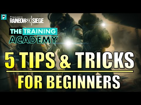 Rainbow 6 Siege - 5 Tips & Tricks for Beginners (Guide)