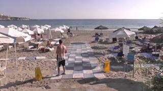 КИПР: Приехали из Пафоса на Коралловый пляж... остров Кипр... Cyprus Paphos(Смотрите всё путешествие на моем блоге http://anzor.tv/ ... ответы на вопросы тут http://anzor.tv/vopros/ подписывайтесь на..., 2013-09-16T16:35:57.000Z)