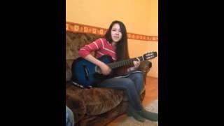 Егор KReeD - самая самая (guitar)