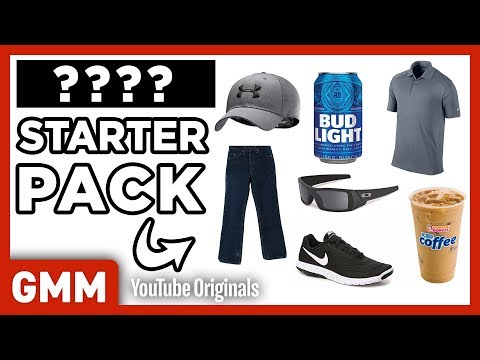 Name That Starter Pack ft. Swoozie
