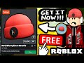 FREE ACCESSORY! HOW TO GET Red Blurryface Beanie! (ROBLOX TWENTY ONE PILOTS EVENT)