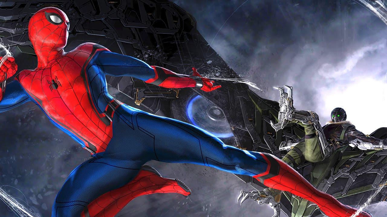 Marvel En Comic Con 2016 Spider Man Thor Captain Marvel Y Mas