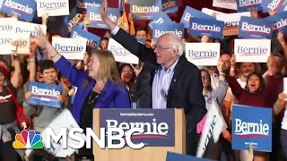 'The Frontrunner': Bernie Sanders Opens Up Big Delegate Lead After Nevada Blowout | MSNBC