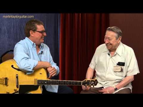 Martin Taylor Interviews Elvis Guitarist Scotty Moore