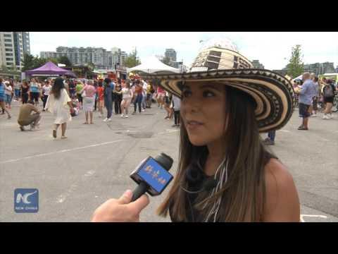Vancouver's LatAm community celebrates own culture at summer festival
