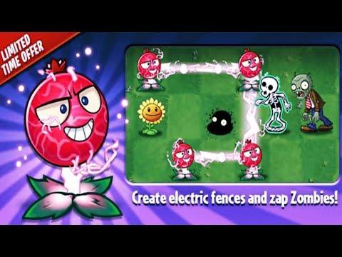 Plants vs Zombies 2 BattleZ-Electric Currant Pvz 2 in Brick League  BattleZ