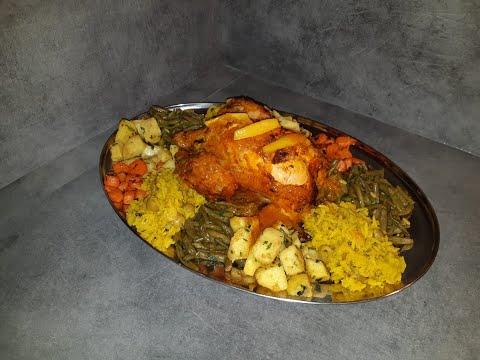 recette-:-poulet-rôti-au-légumes-!
