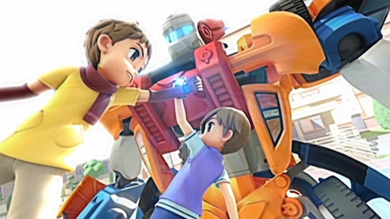 Тоботы новые серии - 1 сезон - мультики про роботов трансформеров [HD]