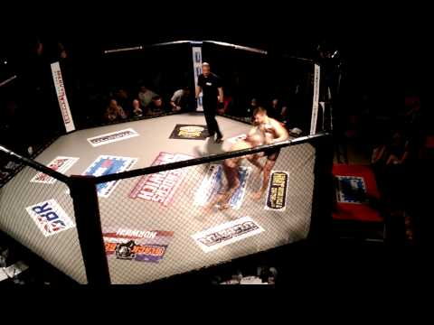 Fabio Ferreira Vs Jack Mezzetti Pro MMA 21.2.15