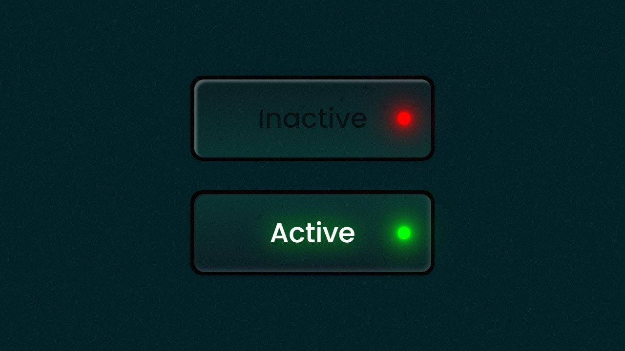 CSS Custom Radio Button | Pure CSS Custom Styled Radio Button