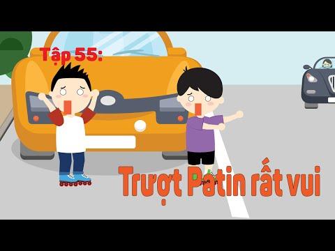 Trượt patin rất vui - Tập 55