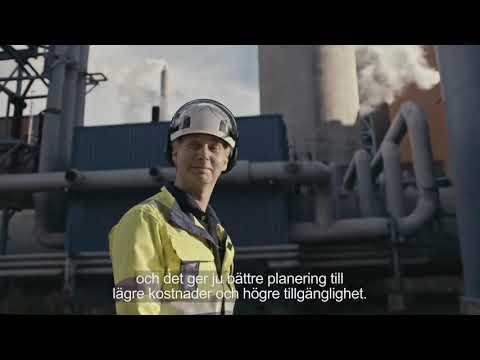 Patrick Johansson på BillerudKorsnäs om underhållsavdelningens roll för hållbarhetsarbetet
