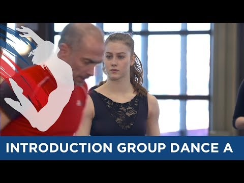 LIVE: Introduction to the first group dance