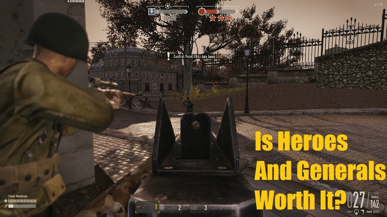 Is This Game Still Worth Playing Heroes Generals Gameplay Youtube
