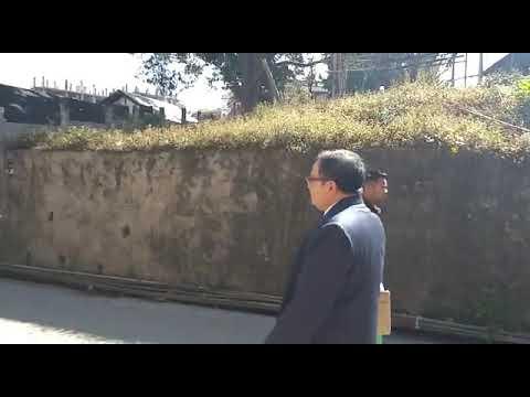 Kunal Ghosh enters CBI Office in Shillong