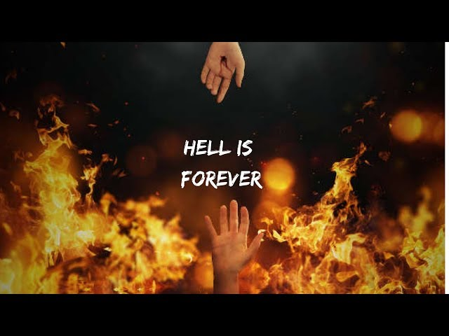 Hell Is Forever - Pastor Charles Lawson