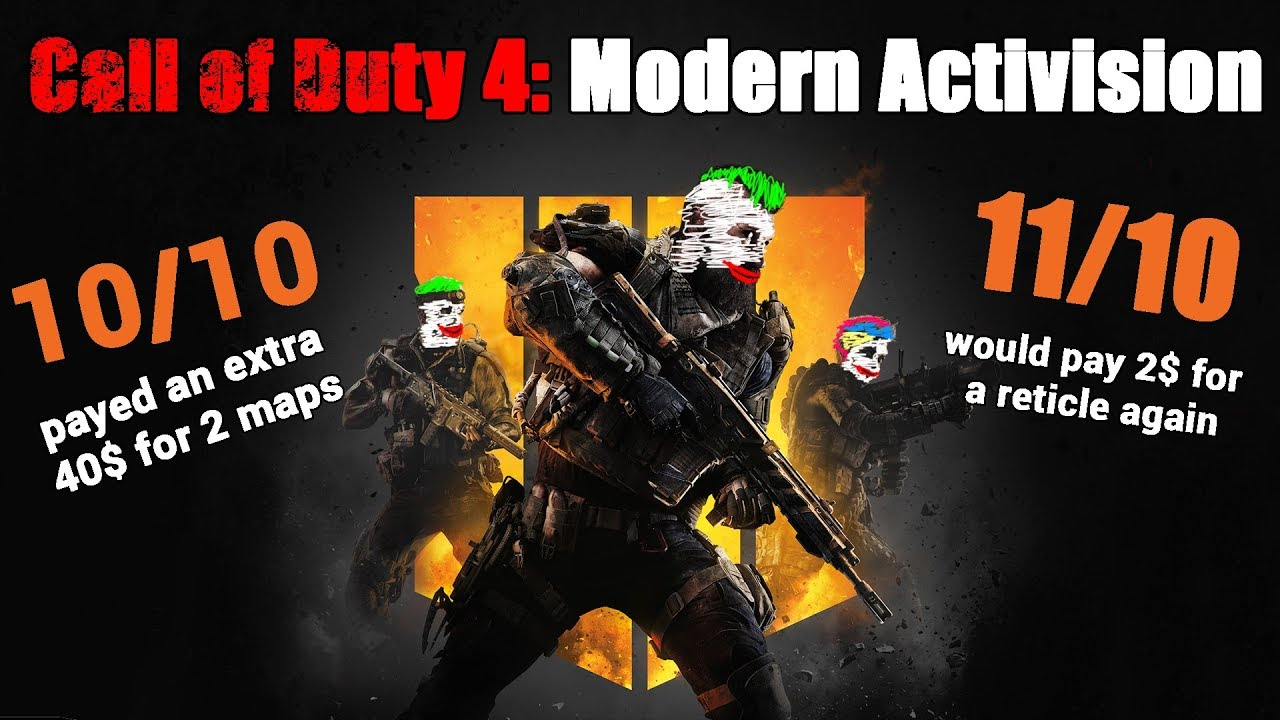 Call of Duty 4: Modern Activision