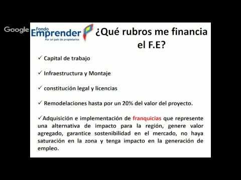 Cómo participar en Fondo Emprender y conseguir financiación para tu Plan de Negocios