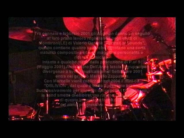 AHRIMAN - SOUL FRAGMENTS (2004)