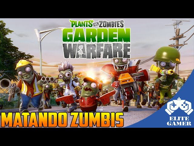 Plants vs. Zombies: Garden Warfare - Estourando Cérebros (XBOX ONE)