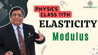 Elasticity - Modulus Video