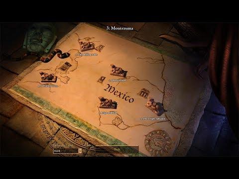 Age of Empires II: The Conquerors Campaign - 3.5 Montezuma: The Boiling Lake