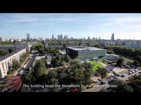 Museum of the History of Polish Jews in Warsaw Open Days 20-21 April