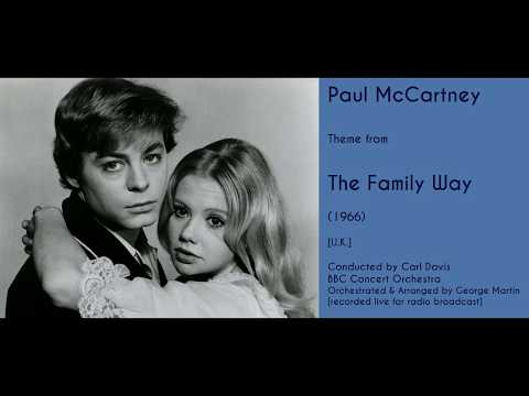Paul McCartney: The Family Way (1966) [Carl Davis-BBC CO]