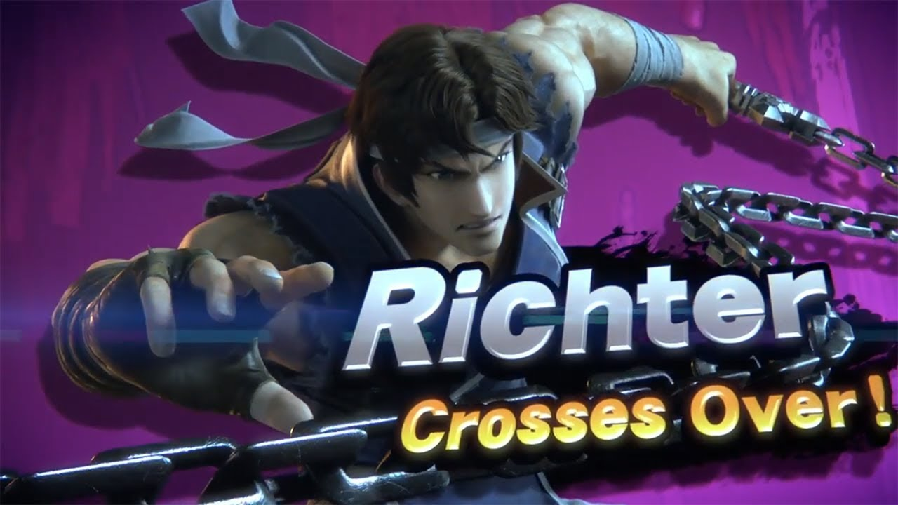 Image result for richter crosses over