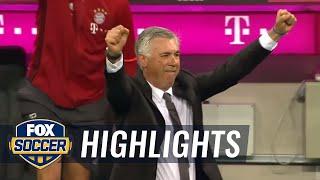 Bayern Munich vs. Werder Bremen | 2016–17 Bundesliga Highlights