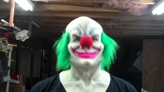 The Clown Mask and all its variations Oneail FX