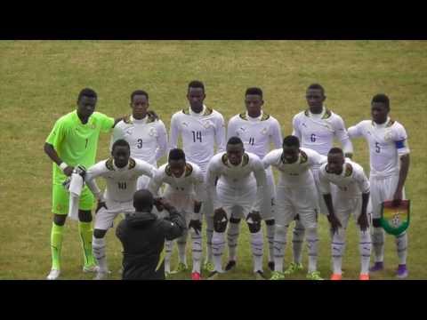 Ghana Under 20 Vs Ethiopia