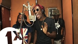 1Xtra in Jamaica - Big Ship Jamaica Freestyle for Seani B