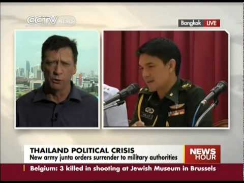 Thai military leaders summon academics, journalists
