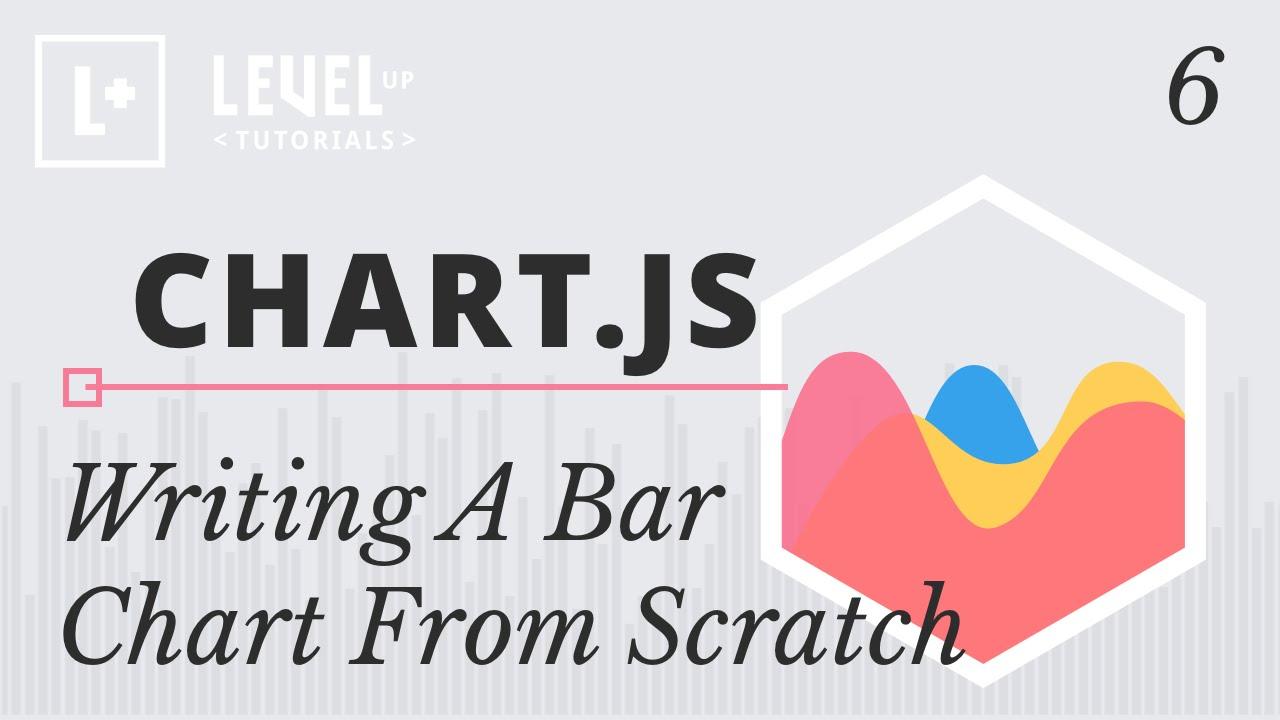 ChartJS Tutorials #6 - Writing A Bar Chart From Scratch