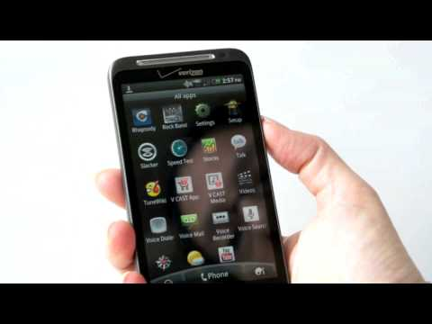 HTC Thunderbolt on Verizon Review