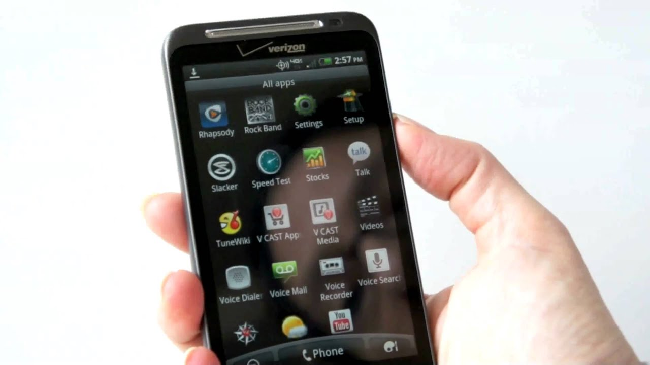 htc thunderbolt on verizon review youtube rh youtube com Verizon HTC Phones Verizon HTC Smartphone Manual