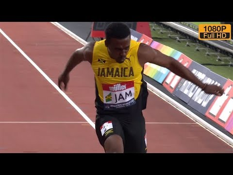 Men's 100m at Athletics World Cup 2018