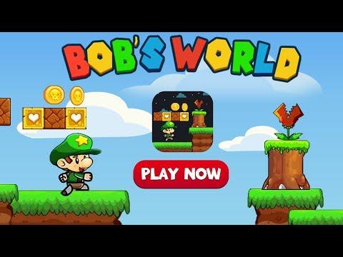 Trailer Bob's World - Super Adventure_190627