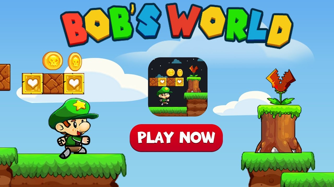 Trailer Bob's World - Super Adventure_190627 - YouTube