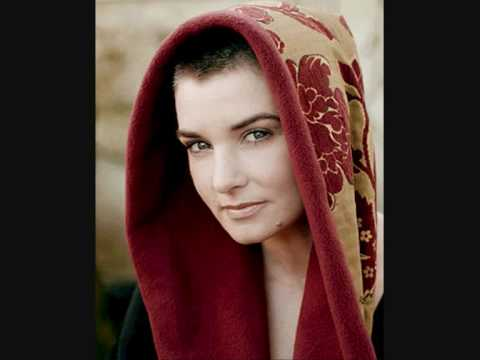 James with Sinead O'Connor - Vervaceous
