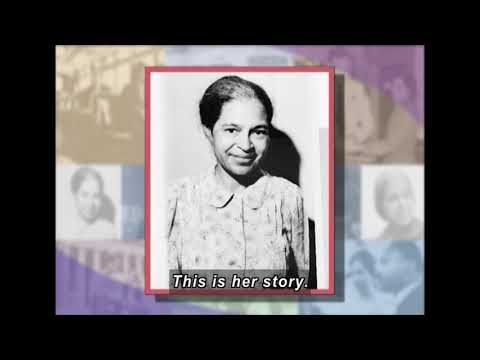Standing Up For Freedom: Rosa Parks (Accessible Preview)