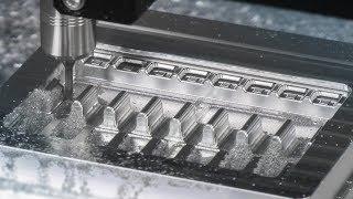 DATRON CNC Projekt: Verpackungsindustrie