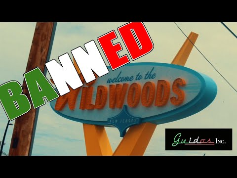 BANNED FROM WILDWOOD