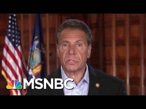 NY Gov. On Getting Comprehensive Gun Reform Passed | Velshi & Ruhle | MSNBC