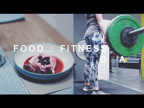 A Fitness & Food Q&A | ViviannaDoesFitness