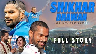 Shikhar dhawan Age, Wife, Stats, Family, Ipl, Biography and Children